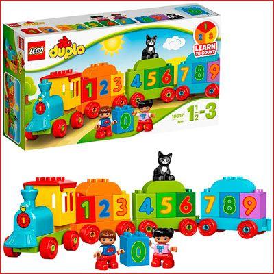 Oferta LEGO DUPLO Mi Primer Tren de los Números