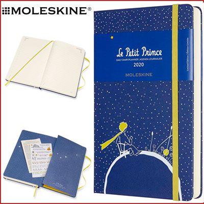 Oferta agenda Moleskine 2020 Edicición especial El Principito