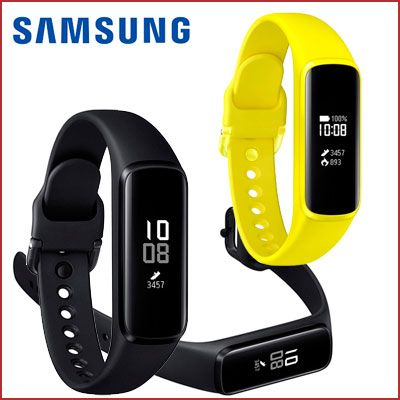 Oferta pulsera de actividad Samsung Galaxy Fit e
