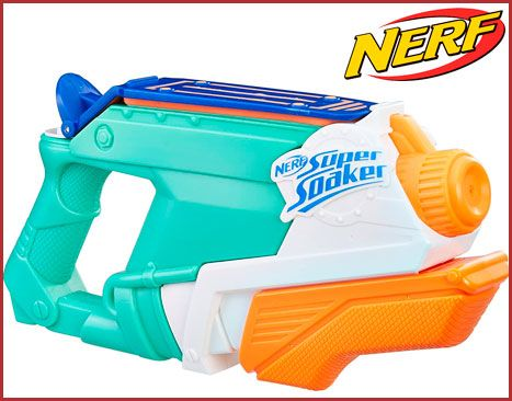 Oferta Nerf Supersoaker Splash Mouth barata