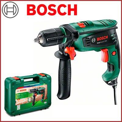 Oferta taladro percutor Bosch EasyImpact 550 barato amazon