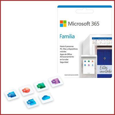 Oferta Microsoft Office 365 Familia