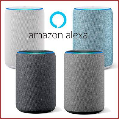 Oferta altavoz Amazon Echo 3ª gen. con Alexa