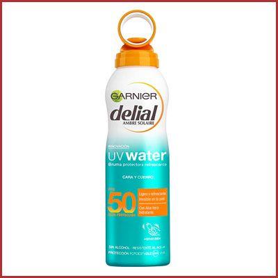 Oferta bruma protectora Garnier Delial UV Water