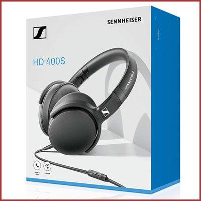 Oferta auriculares Sennheiser HD 400S baratos amazon