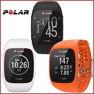 Oferta reloj GPS con pulsometro Polar M430 barato amazon
