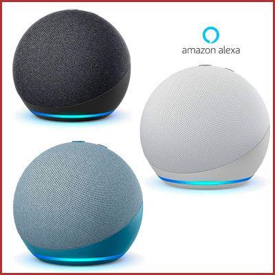 Oferta altavoz Nuevo Echo Dot 4 barato amazon