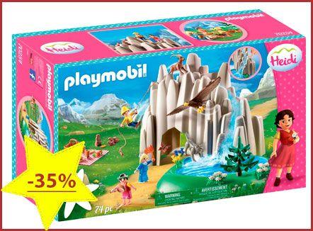 Campaña de descuentos en Playmobil en Amazon