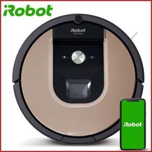 Oferta robot aspirador iRobot Roomba 966