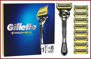 Oferta Gillette Fusion ProShield maquinilla con recambios baratos