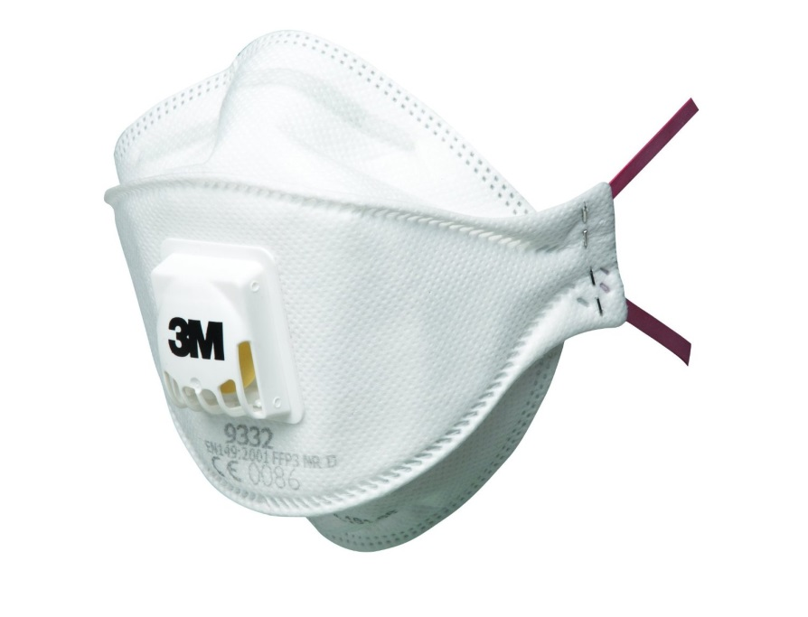 masque anti pollution 3m