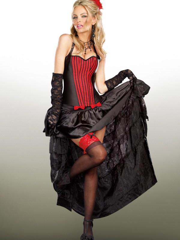 1 Piece Burlesque Skirt