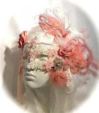 Marie Antoinette Mask