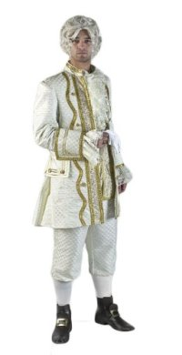 King Louis XVI Costume
