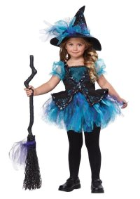 Darling Little Blue Toddler Halloween
