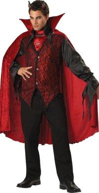 Sinister Devil Costume