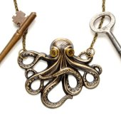 "alt=""steampunk necklace"""