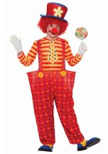 "alt=""clown costume for kids"""