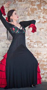 "alt-""flamenco costume"""