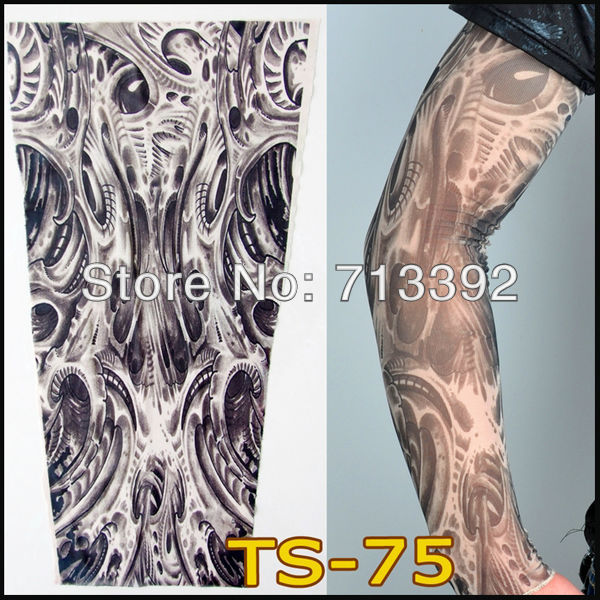 "alt=""tatoo nylon sleeves for men"""