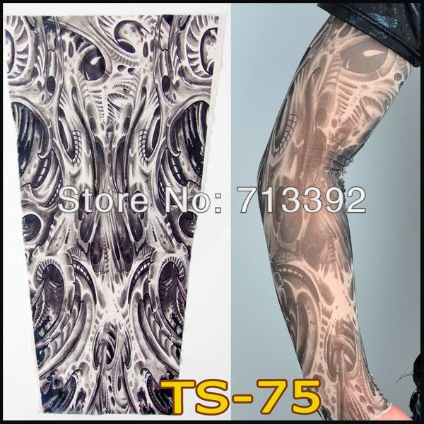 """alt=""""tatoo nylon sleeves for men"""""""