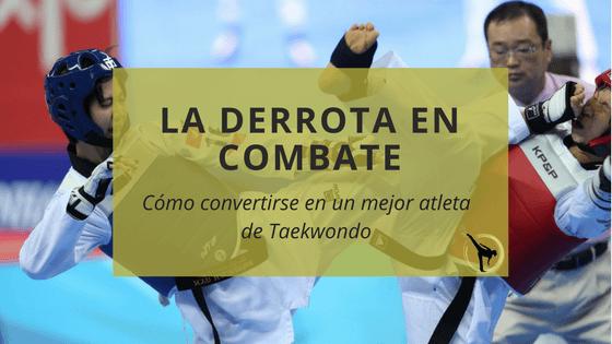 La Derrota En Un Combate De Taekwondo Mas Que Taekwondo