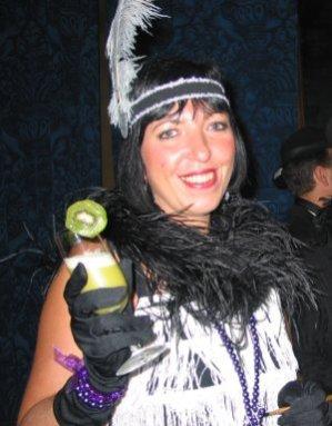 Valérie, alias Rose-Marie Belge, Présidente de la Ligue féministe, Poirot d'or Novembre 2004