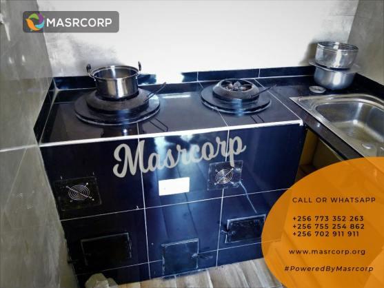 Masrcorp Solar Aided Kitchens Eco Stove energy saving stoves uganda 2 burners (2)