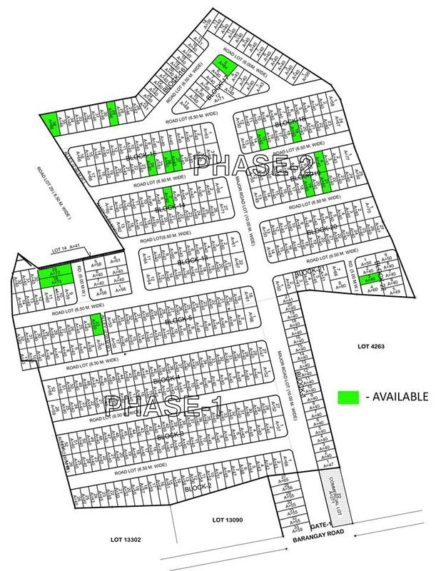 GRAND TERRACE, CASILI, CONSOLACION, CEBU- House and Lot