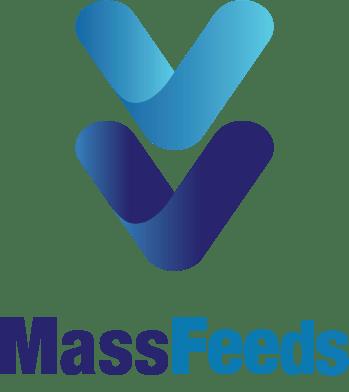 Logo MassFeeds Vertical