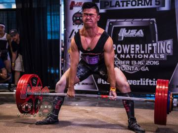 April Mass-Lift Featured Lifter: Allen Zou