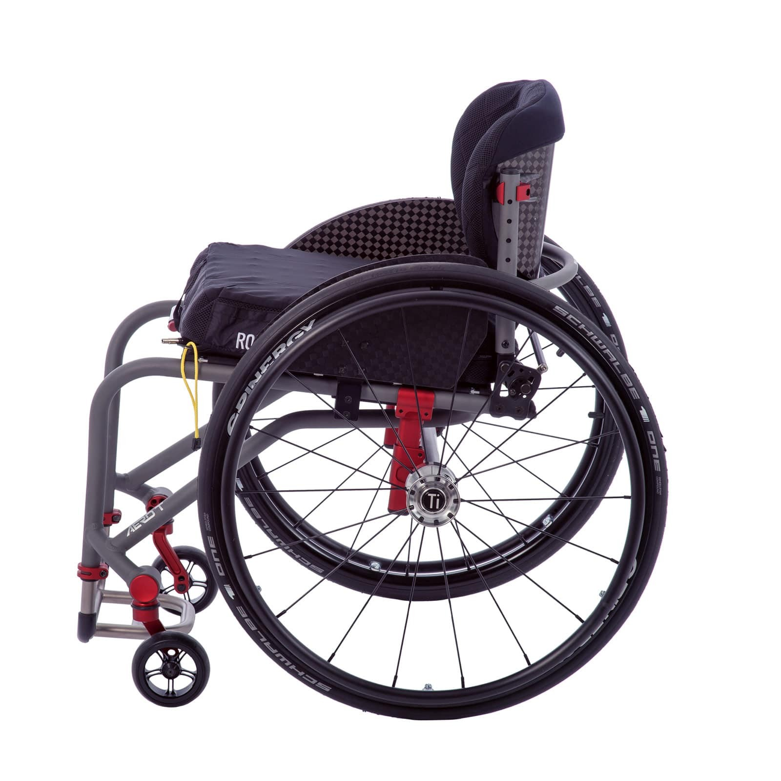 Permobil TiLite Aero T Rigid Lightweight Wheelchair
