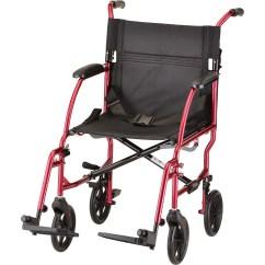 Nova Transport Chair Long Dining Covers Australia 18 Quot Ultra Lightweight Wheelchair