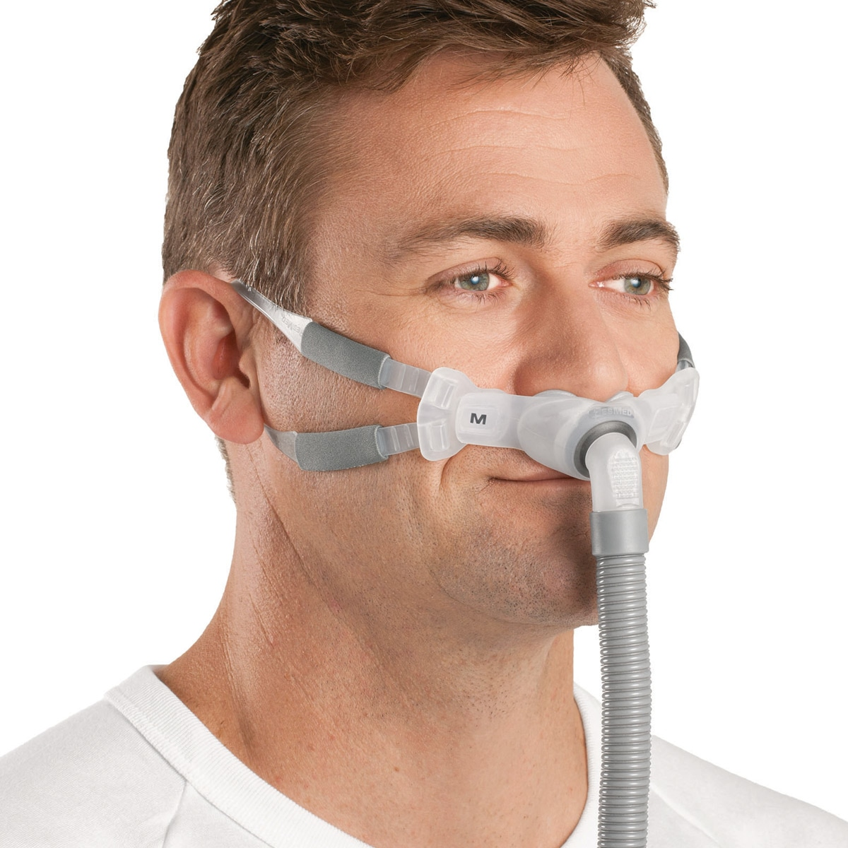ResMed Swift FX Bella Nasal Pillow CPAP Mask with Headgear
