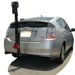Vehicle Lifts For Power Wheelchairs Red Outdoor Chair Cushions Trilift Mobility Scooter And Wheelchair Carrier