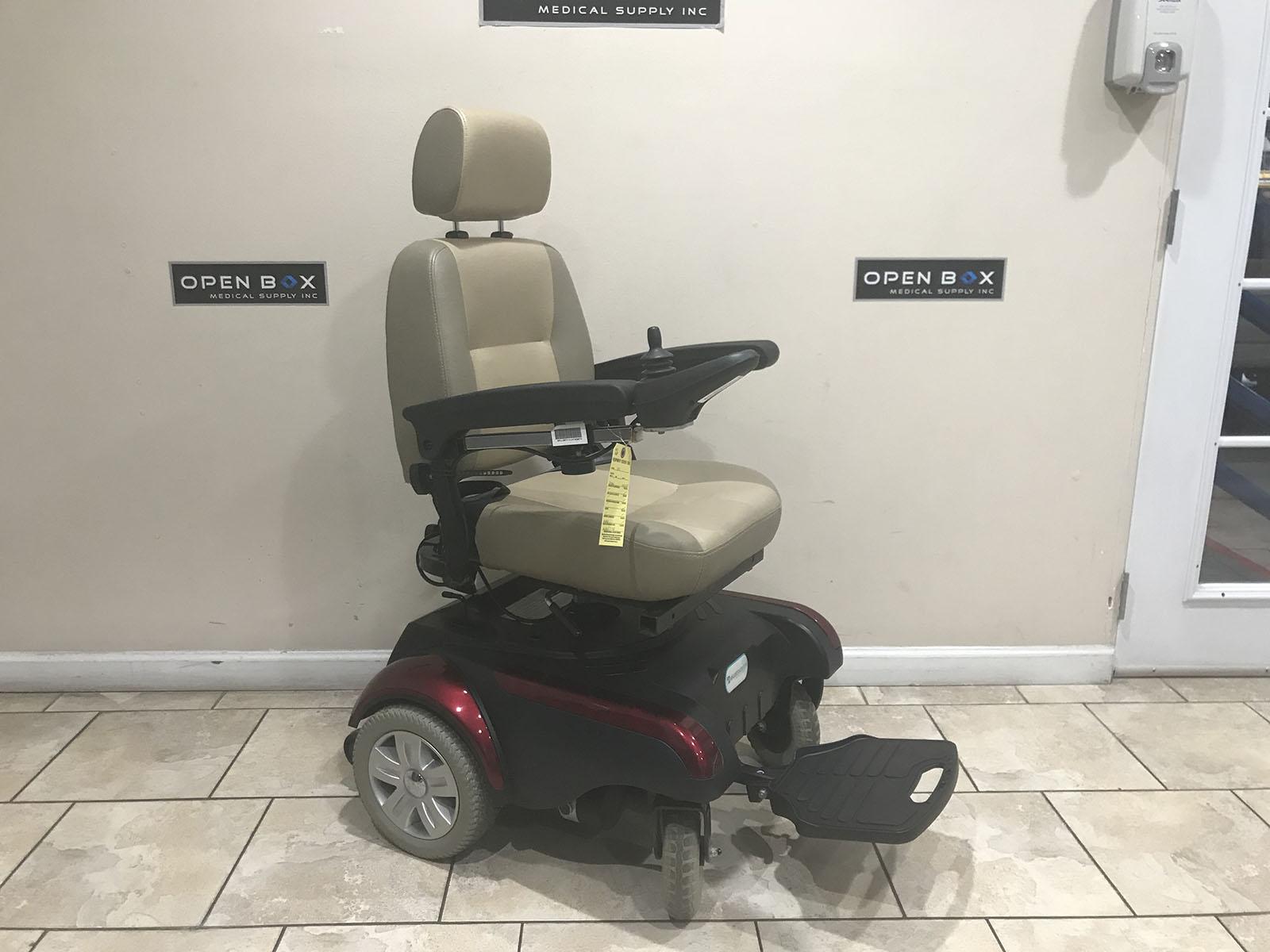 liberty 312 power chair handicap shower chairs rear wheel wheelchair used