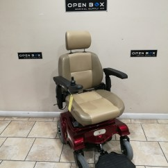 Liberty 312 Power Chair Evac Stand Used In La