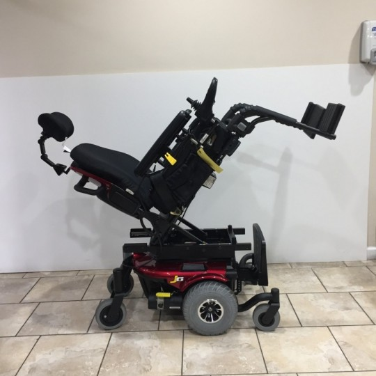 Quantum Power Chair