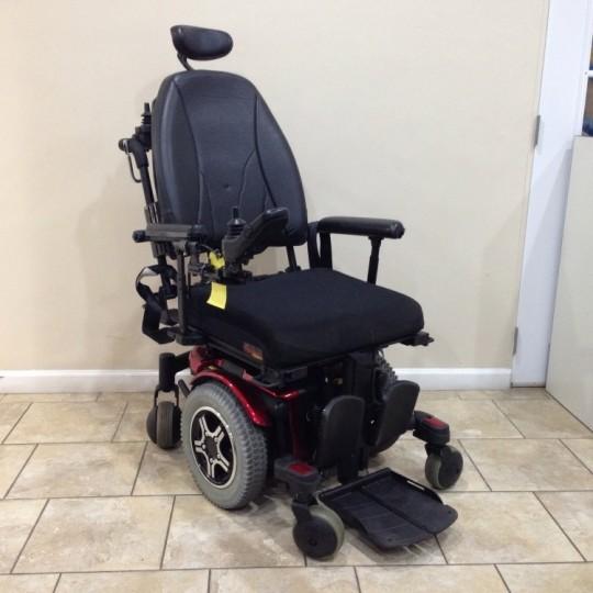 Quantum Rehab  Used Rehab Power Chairs  Custom Wheelchairs