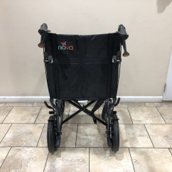 Transport Wheelchair Nova Buy Chair Covers Online India Used Comet