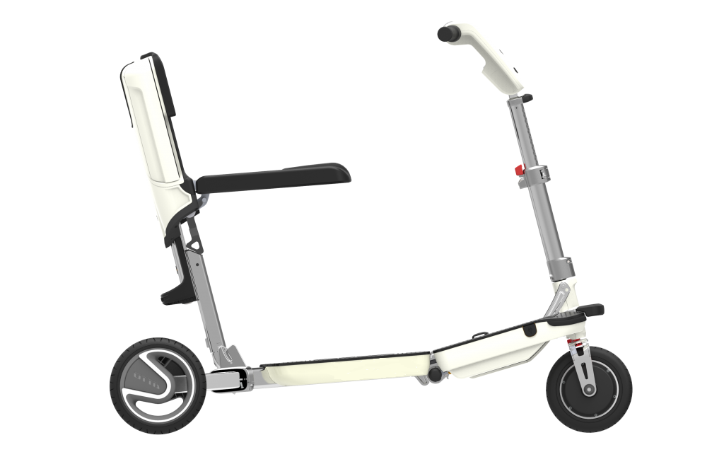 Moving Life ATTO Folding Mobility Scooter