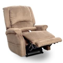 Pride Mobility Lift Chair Wooden Glider And Ottoman Grandeur Lc 515il Infinite Position