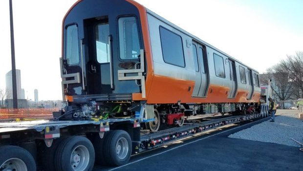 'Uncommon Noise' Pulls New Orange Line Trains From Service, Again