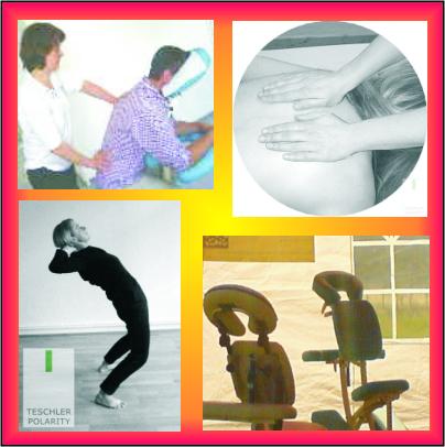 Massage + Gesund im Job