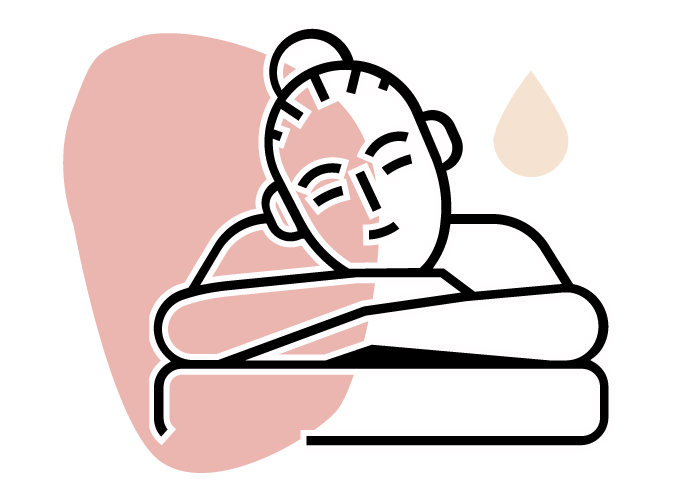 Choisissez votre massage ayurvedique.