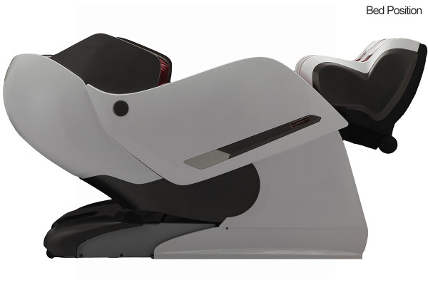 massage chair bed modern outdoor lounge chairs infinity iyashi zero gravity position