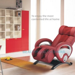 Beautyhealth Massage Chair Faux Cowhide Accent New Bc 21a Shiatsu Recliner