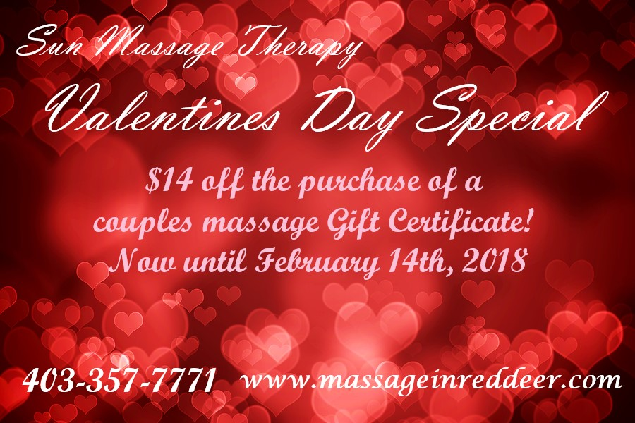 Valentinsdag Special 2018 - Bedste Massage I Røde Hjorte-9848
