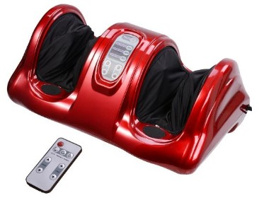 Aw Kneading Rolling Foot Leg Massager