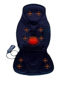 New Five Star FS8812 10-Motor Vibration Massage Seat Cushion with Hea